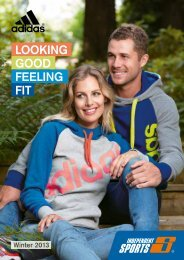 LOOKING GOOD FEELING FIT - Independent Sports