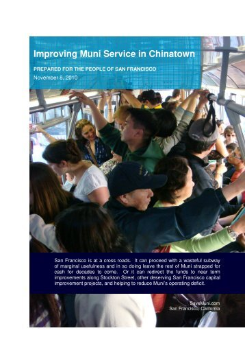 Improving Muni Service in Chinatown - Streetsblog San Francisco