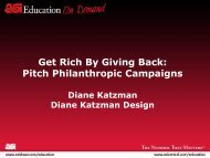 Get Rich By Giving Back: Pitch Philanthropic Campaigns