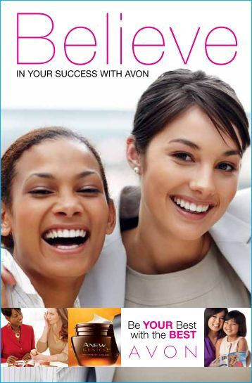 IN YOUR SUCCESS WITH AVON - Avon the beauty of knowledge ...