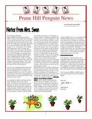 Penguin News March 10, 2011 - Camas School District