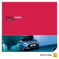 Broschuere_iTwingo.pdf - Renault Preislisten