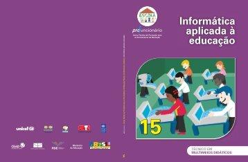 Informática aplicada à educação - Portal do Professor - Ministério da ...