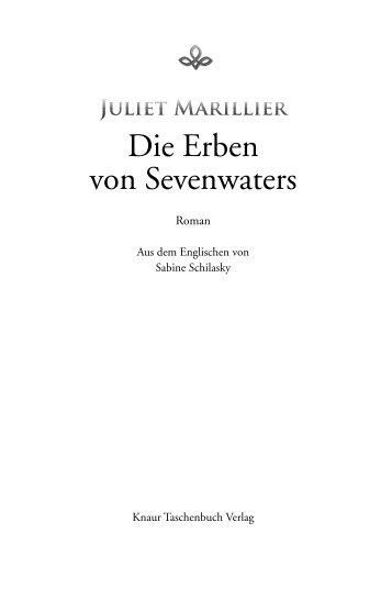 Die Erben von Sevenwaters