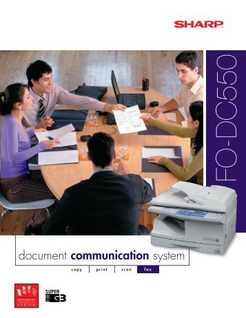 document communication system - Carolina Business Equipment