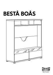 BESTÅ BOÅS - Ikea