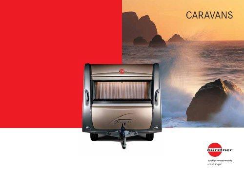 Buerstner Catalogo Caravans IT 2012