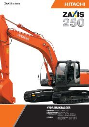 zaxis 250