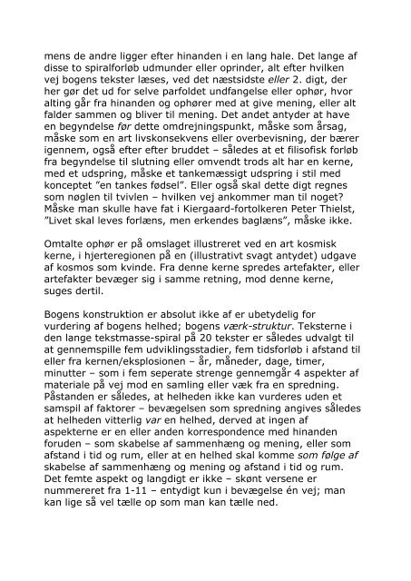 Retort - Kenneth Krabat @ menneske.dk - Menneske