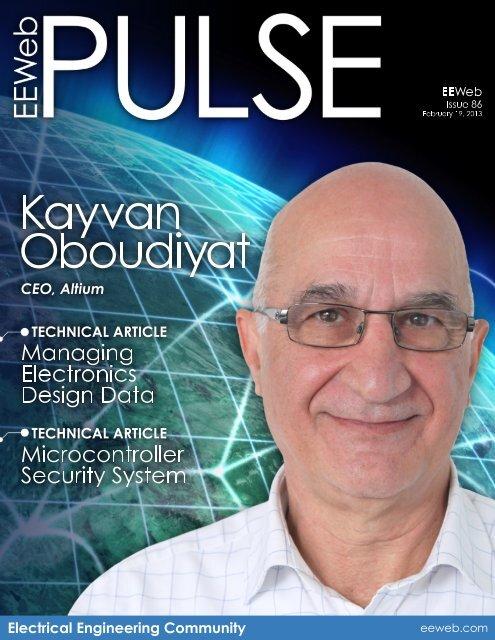 Kayvan Oboudiyat Altium - EEWeb