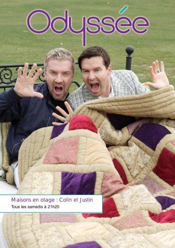 Maisons en otage : Colin et Justin - TF1