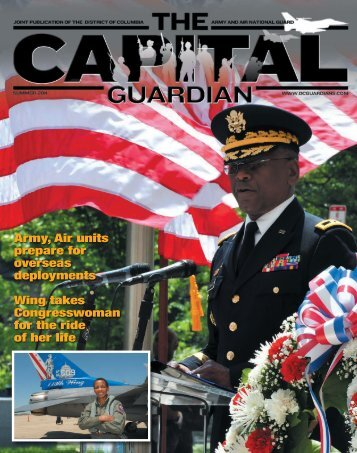 The Capital Guardian - Summer 2011