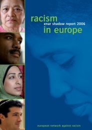 racism in europe - European Commission - Europa