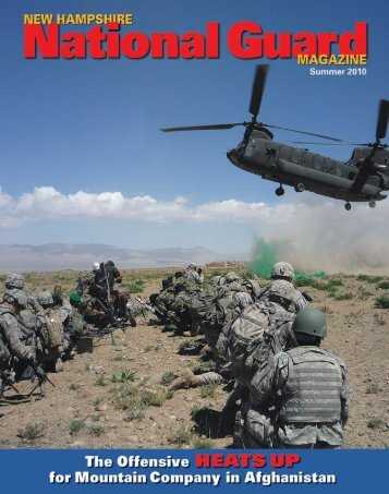 New Hampshire National Guard Magazine - Summer ... - Keep Trees