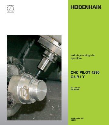 CNC PILOT 4290 O? B i Y - heidenhain - DR. JOHANNES ...