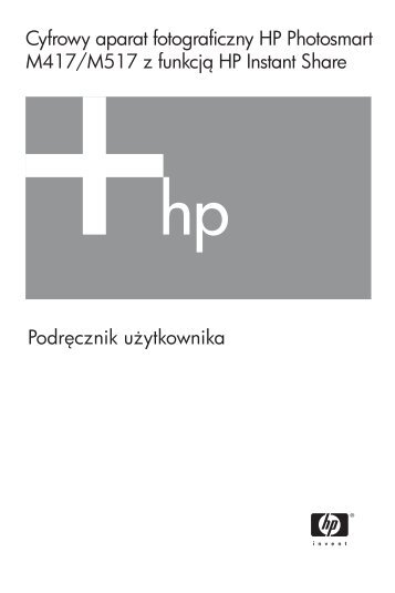 HP Photosmart M417/M517