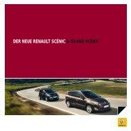 der neue renault scénic & grand scénic - Renault Preislisten