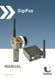 DigiFOX Manual Ver 3.2 - Schneider Optics