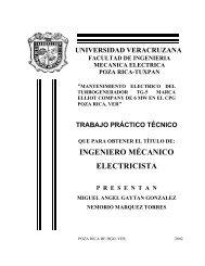 CAPITULO II - Universidad Veracruzana