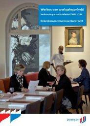 Verkenning acquisitiebeleid - Gemeente Dordrecht