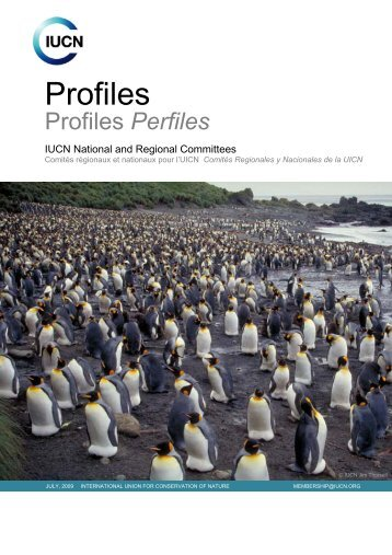 Profiles - IUCN