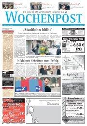 """""""Stadtlohn blüht"""" nur 6,50 €"""