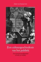 Cultuurgeschiedenis van het publiek.pdf - VU-DARE Home