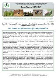 Bulletin CRA_Mai 2012 - WMO