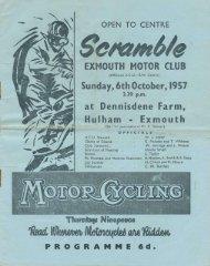 EXMOUTH MOTOR CLUB