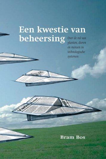 Een Lwestie van beheersing - VU-DARE Home - Vrije Universiteit ...
