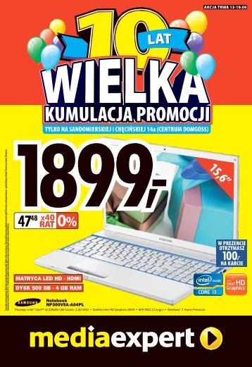 100 - Mediaexpert.pl
