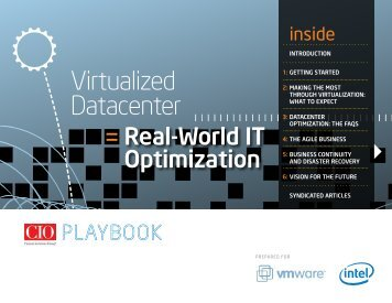 VMware CIO Playbook