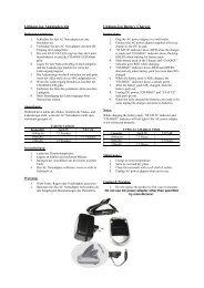 Lithium-Ionen Akku-Ladegerät für Camcorder und Digital ... - North
