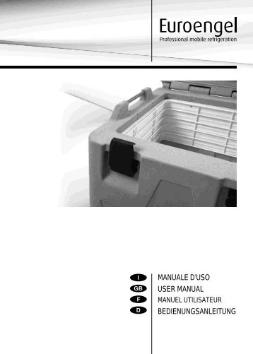 manuale d'uso user manual bedienungsanleitung - SoeAuto