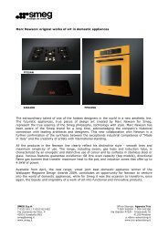 Marc Newson: original works of art in domestic appliances The ...