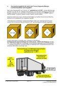 Informationen vom Gefahrgutbeauftragten ADR 2009 Neuerungen für - Seite 4