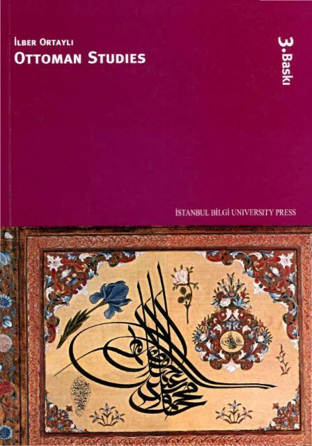 Page 1 Page 2 Contents vii Foreword 1 Ottoman Millets' 3 1 Ottoman ...