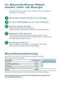 Produktfolder - Gewerbe - Kelag - Seite 2