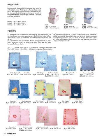 Katalog Spielbettzubeh R Annette Frank