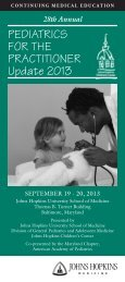 Download Brochure - Hopkins CME Blog