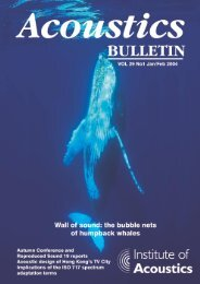 A possible mechanism for the bubble nets of humpback whales