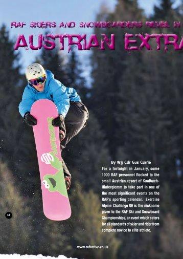 Austrian Extravaganza