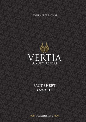 Fact Sheet Vertia 2013-TR.pdf