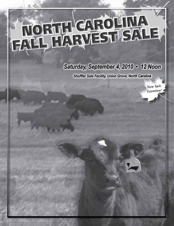 Saturday, September 4, 2010 - Cowbuyer