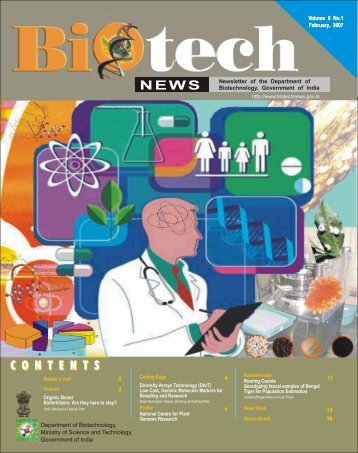 Singal Page Vol-II-1 - Biotech News