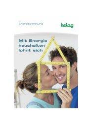 Mit Energie haushalten lohnt sich - Kelag