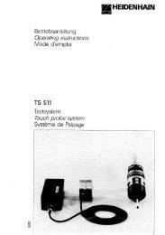 24236592 - heidenhain - DR. JOHANNES HEIDENHAIN GmbH