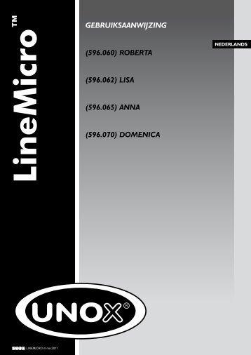 GEBRUIKSAANWIJZING (596.060) ROBERTA (596.062 ... - EMGA