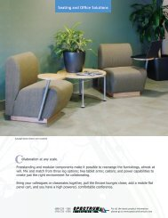 Seating and Office Solutions