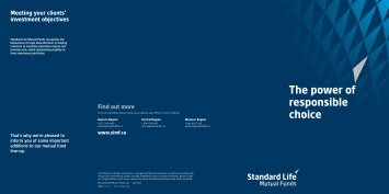 Download (PDF, 191 kb) - Standard Life